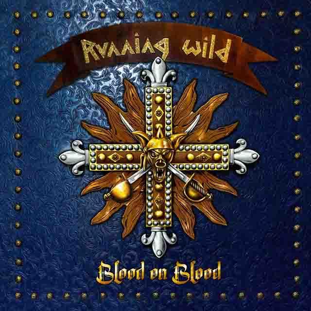 """Ο δίσκος των Running Wild """"Blood on Blood"""""""