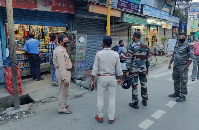 Traders seek total lockdown in Siliguri