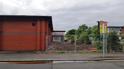 The former Kwik Save in Barrow-in-Furness
