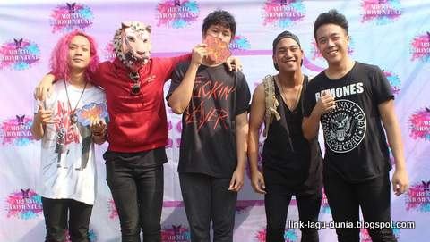 Ringgo 5 Band Indonesia