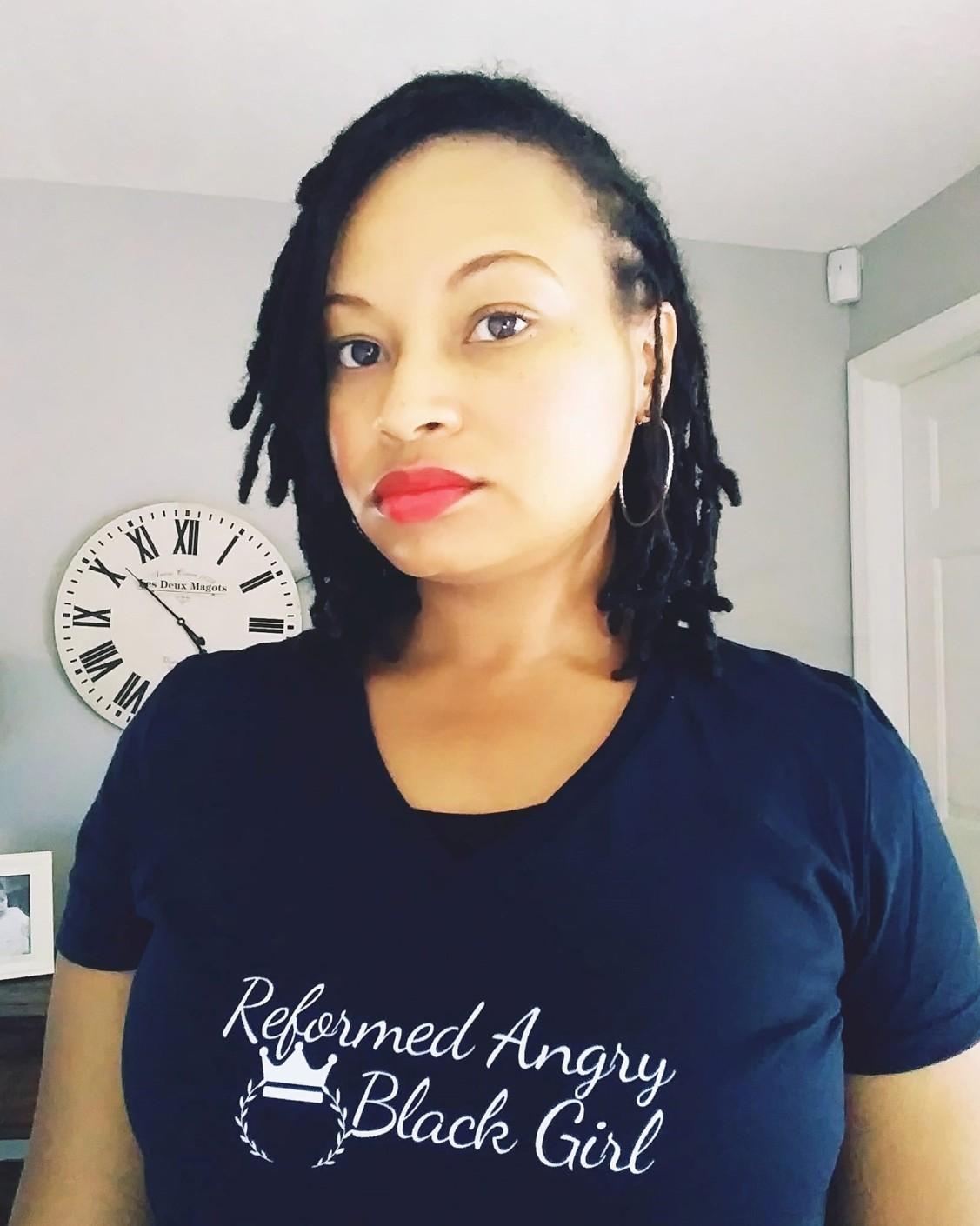 Kasey Cooper creator of Reformed Angry Black Girl