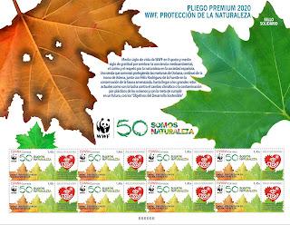 WWF. Protección de la naturaleza