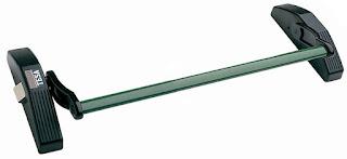 Venta e instalación de barras antipánico TESA