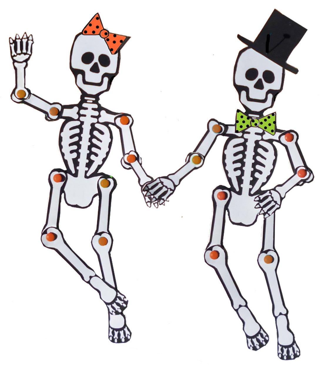image regarding Printable Skeletons known as Skeleton Template Shots - Opposite Seem