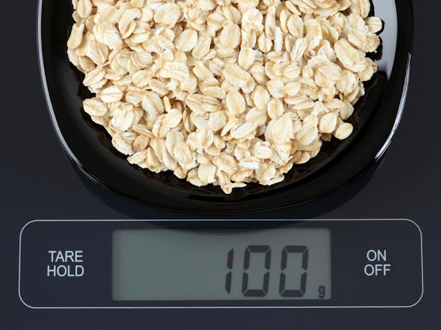 Lightweight Digital Scale