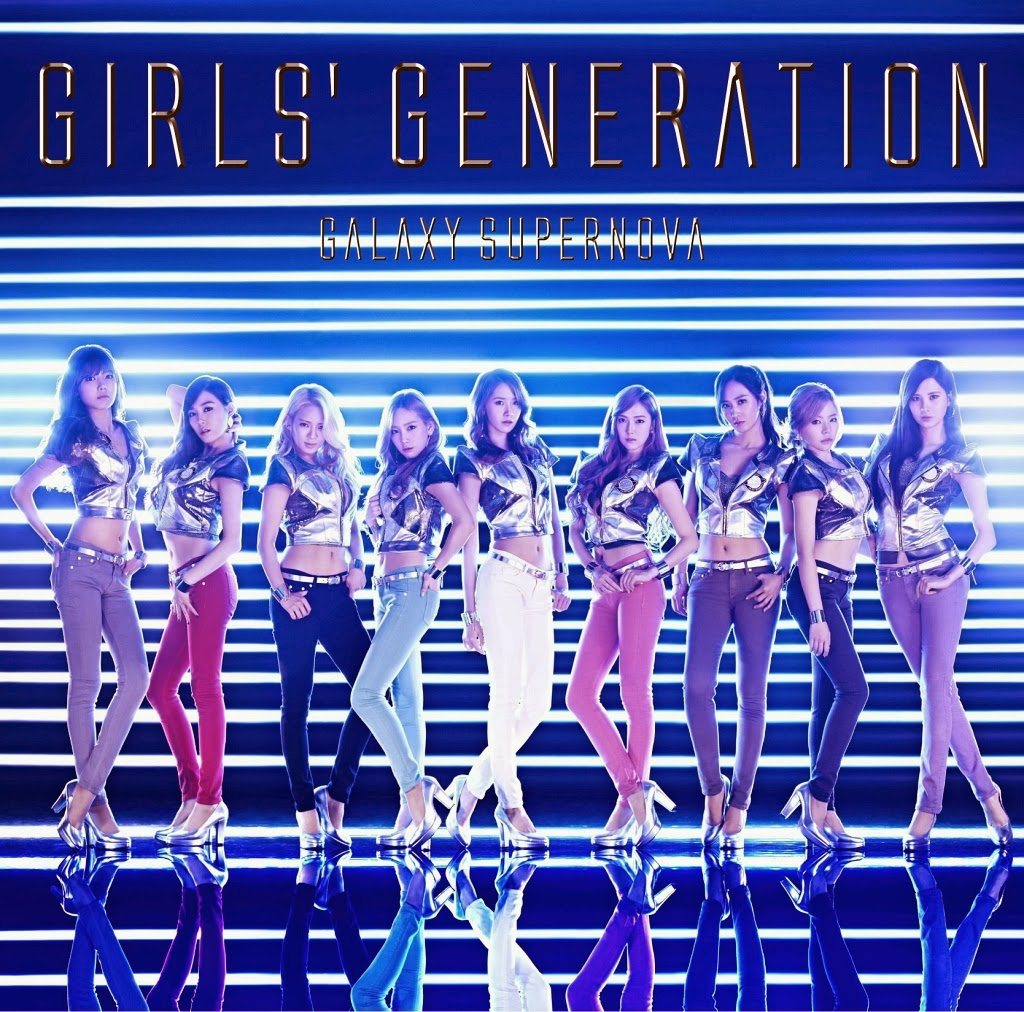 [Single] Girls' Generation – GALAXY SUPERNOVA (Japanese) (FLAC)