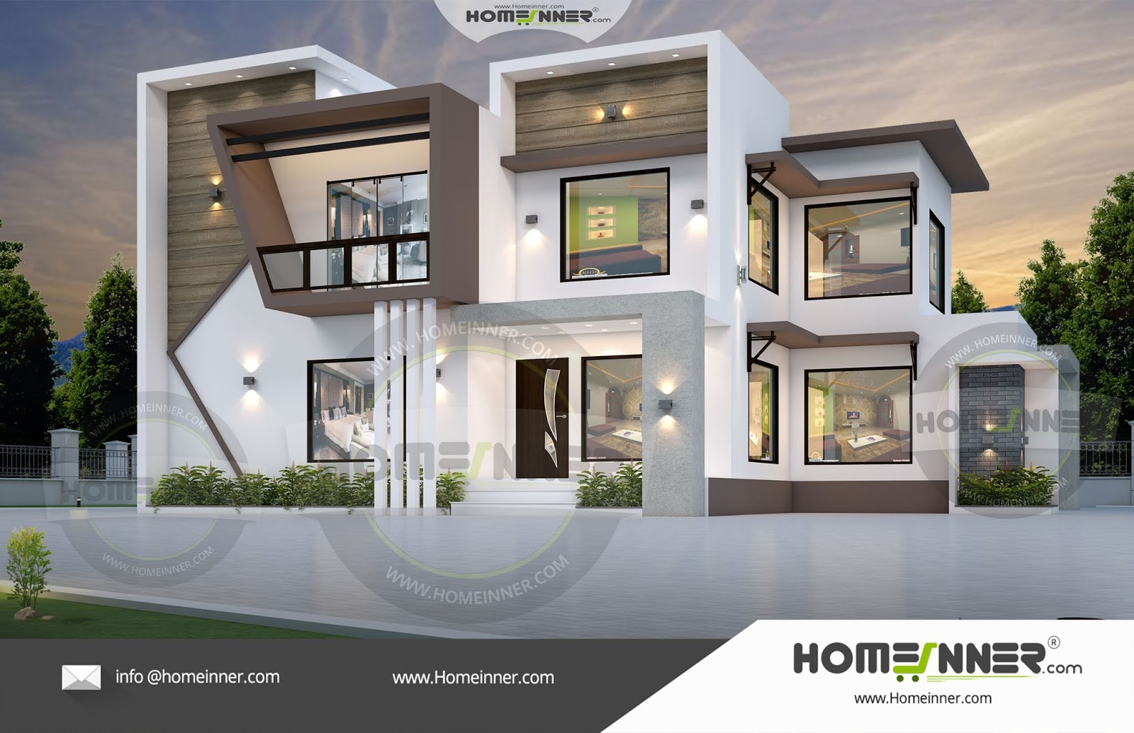 25 Lakh 4 BHK 2853 sq ft Calicut Villa