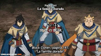 Black Clover Capítulo 141 Sub Español HD