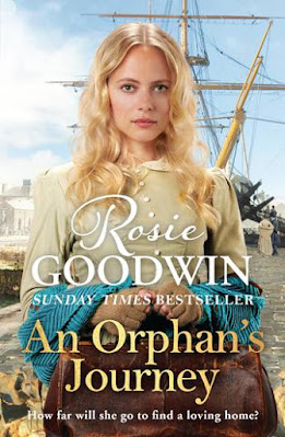 An Orphan's Journey by Rosie Goodwin cover