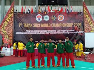 Tapak Suci Mulai Gelar Kejuaraan Internasional