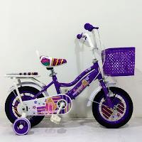 Sepeda Mini Anak KidGolden Berbi kids city bike