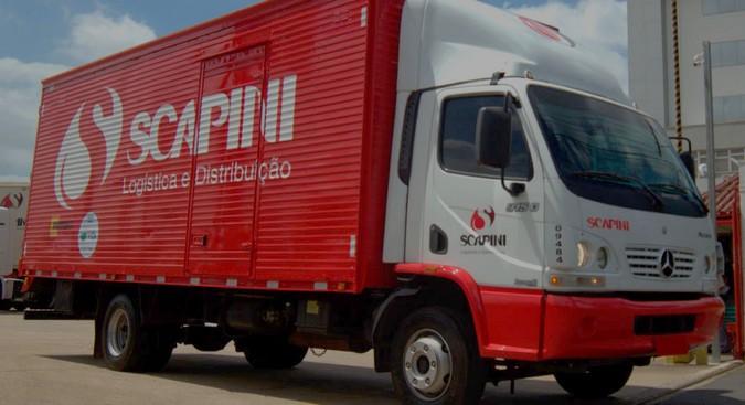 Scapini Transportes abre novas vagas para motoristas categoria C