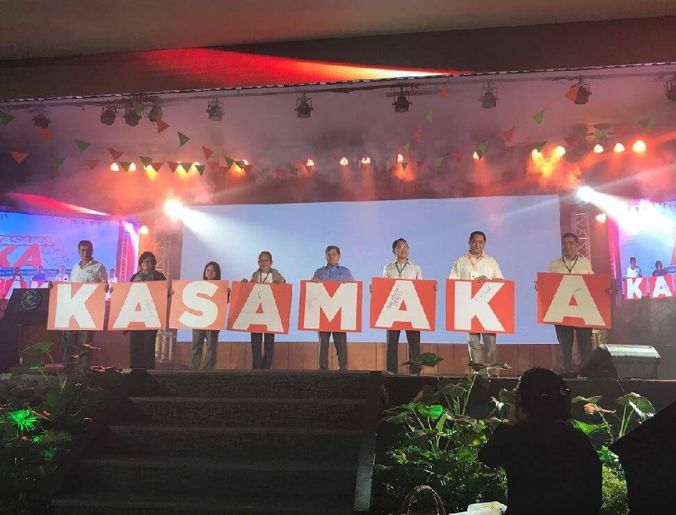 FINTQ, BSP Launched Inclusive Digital Finance Movement Dubbed as KasamaKa