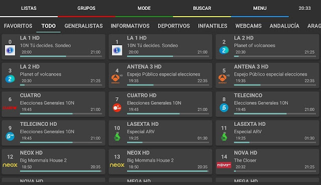 APP IPTV EXTREME Android