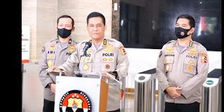 Polri: Menurut Komnas HAM, Penembakan 6 Laskar FPI Dilakukan Tanpa Perintah Atasan