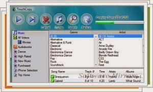 TouchCopy 12.40 Download