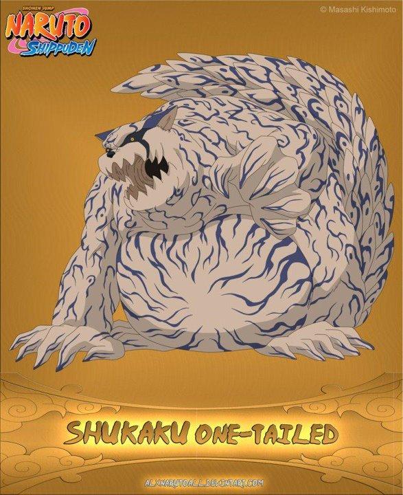 Tailed Beasts Wallpapers: Naruto Shippuden Wallpapers: Shukaku
