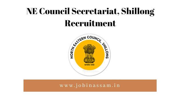 NE Council Secretariat,