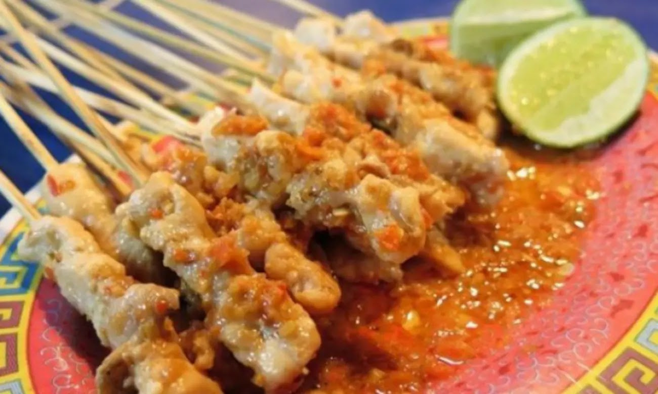 Resep Sate Taichan ala Restoran