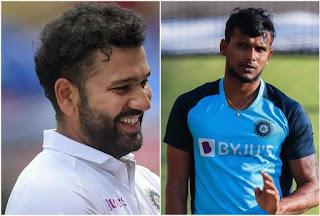 AUSvIND: टीम इंडिया में बड़े बदलाव, रोहित बने उप-कप्तान, चोटिल उमेश की जगह नटराजन को मौका