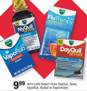 Select Delsym, Mucinex, Sinus-max Or Fast-max-