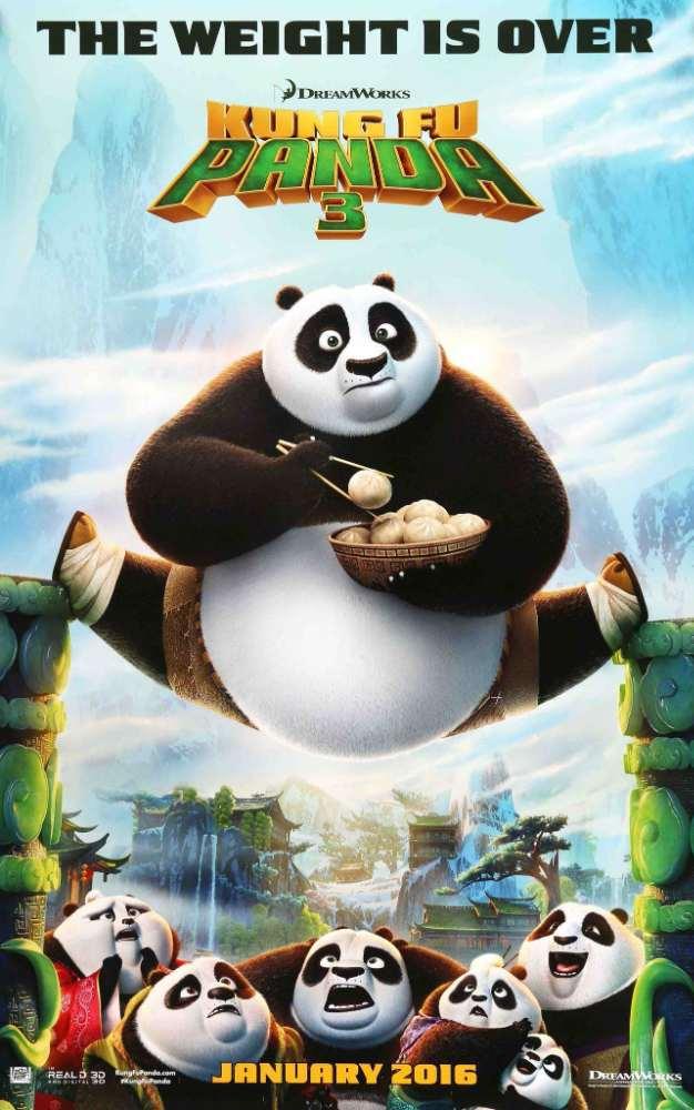 Kung Fu Panda 3 Full Movie Download in Hindi 720p (800mb) Bolly4u