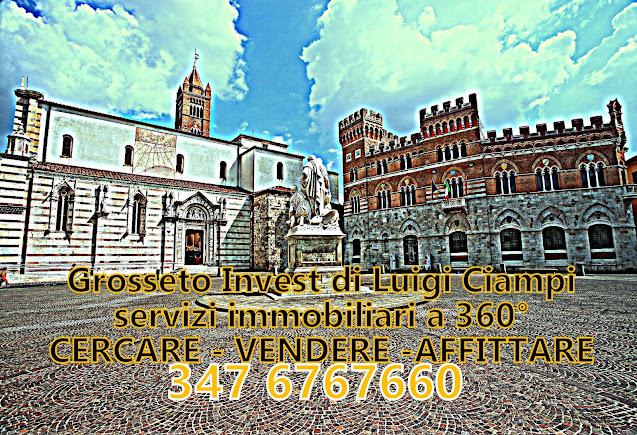 Agenzia Immobiliare a Grosseto con servizi completi a 360°, CASE-VENDITA-GROSSETO, Grosseto Invest di Luigi Ciampi👈