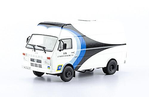 Pegaso Ekus Capitoné 1988 SIT 1/43 vehículos de reparto y servicio salvat
