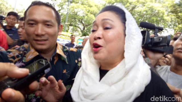 Titiek Soeharto Gabung Partai Berkarya!