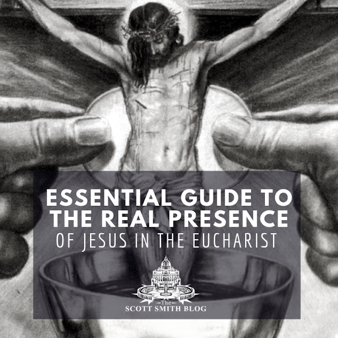 The Complete, Essential Guide to the Real Presence of Christ in the Eucharist: Part Four: Early Church Fathers on the Real Presence - St. Justin Martyr and St. Ignatius of Antioch