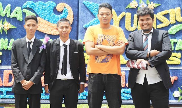 Fakultas Teknik Yudisium Day: Terima Kasih Bunganya!