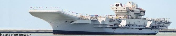 Carrier Will Be The Navy's Most Potent Platform