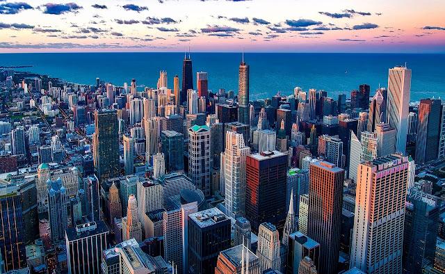 Grandes cidades são e foram formadas por várias incorporações