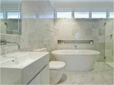 Calacatta Marble Bathroom Ideas  Beautiful