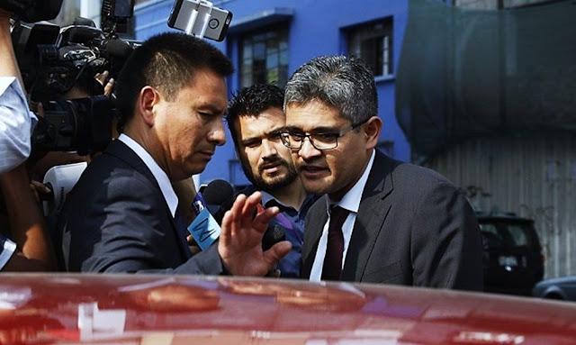 El ministro del Interior, Carlos Morán, aseguró que el gobierno garantiza la seguridad personal del fiscal José Domingo Pérez Gómez, así como de los miembros de su familia.