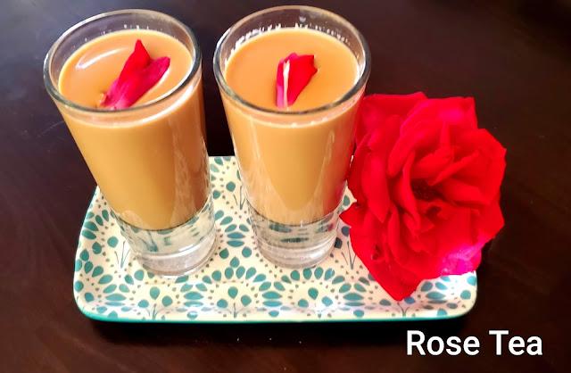 images of  Rose Petals Tea
