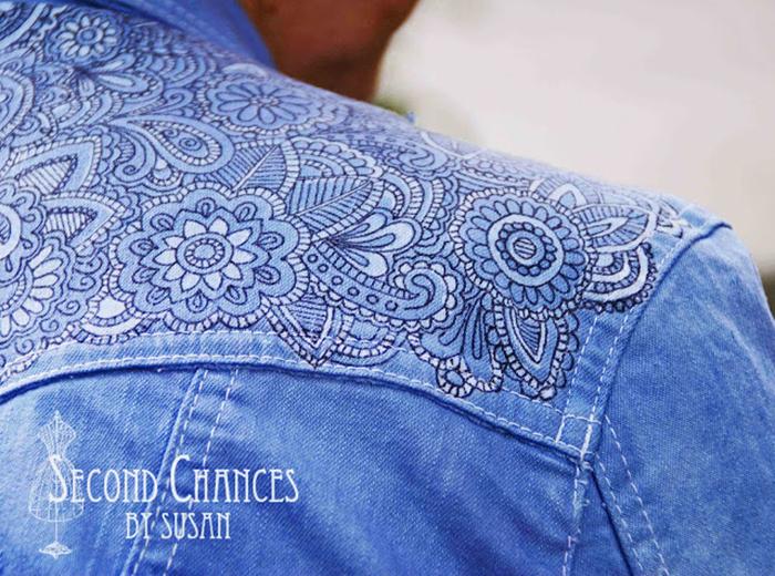Diy To Try Customized Denim Jackets Ohoh Blog
