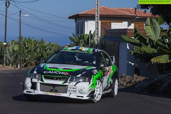 El equipo Saucer Motorsport pone rumbo al Rallysprint Cielo de La Palma