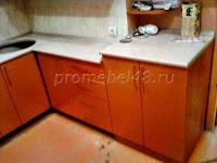 Гарнитур в маленькую кухню