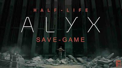 half life alyx 100 save