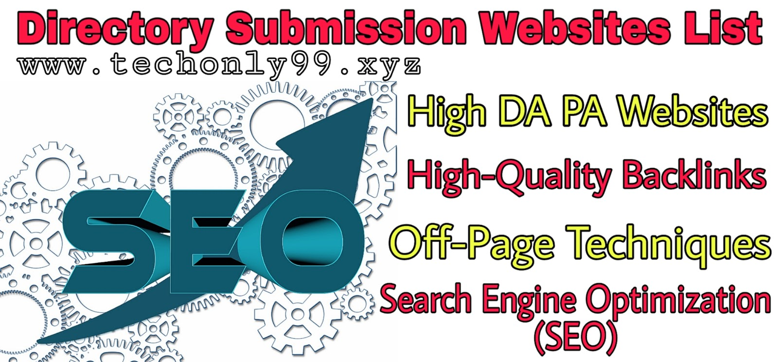 150+ Free High DA PA Directory Submission Websites list in 2020