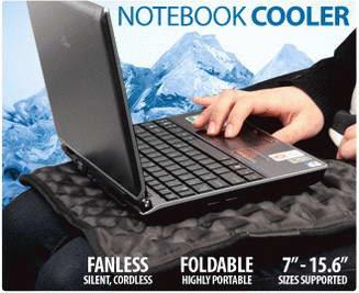 Alas Pendingin Laptop