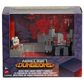 Minecraft Battle in a Box Redstone Monstrosity Mini Figure