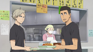 ハイキュー!! アニメ 3期7話 瀬見英太 | Karasuno vs Shiratorizawa | HAIKYU!! Season3