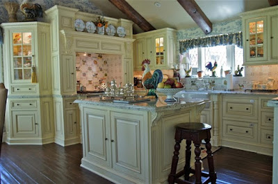 French Kitchen Decor
