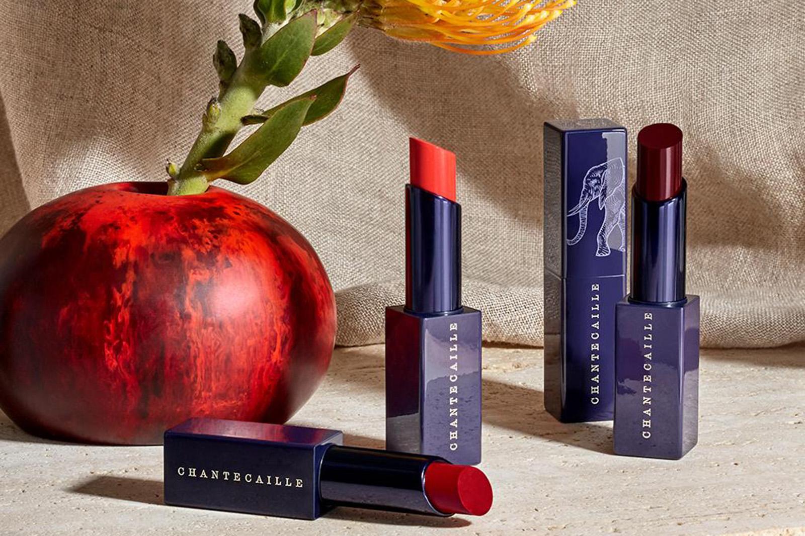 chantecaille lip veil nouveau rouge à lèvres mat automne 2018