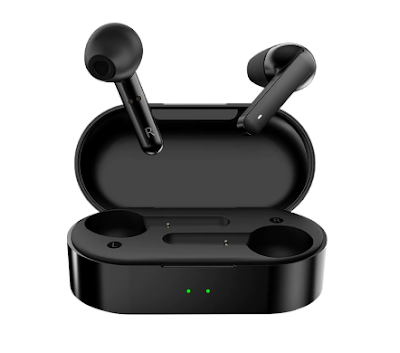 QCY T3 TWS Fingerprint Touch Wireless Headphones