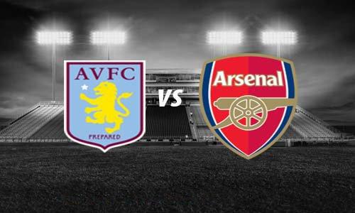 مشاهدة مباراة ارسنال واستون فيلا بث مباشر 8-11-2020 الدوري الانجليزي