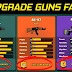 How To Upgrade Guns Fast in Mini Militia - Doodle Army 2