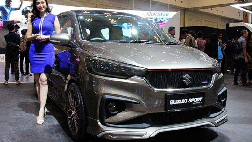 Suzuki Sudah Raih Target Penjualan Sebelum GIIAS 2018 Berakhir, Ertiga Masih Jadi Primadona